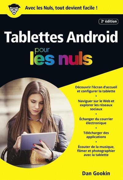 Tablettes Android pour les nuls (2e édition)