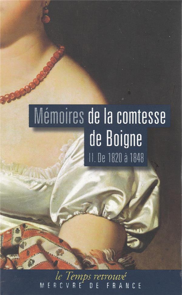 Memoires - vol02 - recits d'une tante-de 1820 a 1848