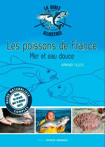 Bible illustrée des poissons de France, mer et eau douce