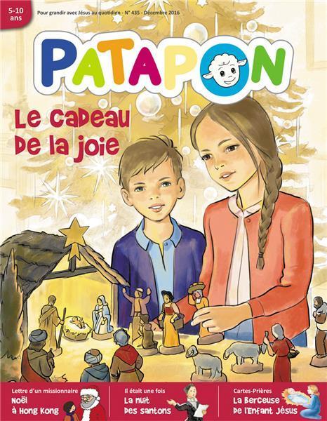 Patapon N.435 ; Le Cadeau De La Joie
