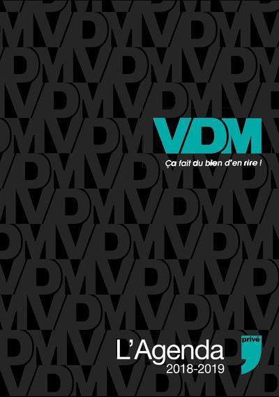 L'agenda VDM (édition 2018/2019)