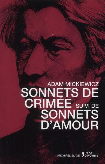 Sonnets de Crimée ; sonnets d'amour