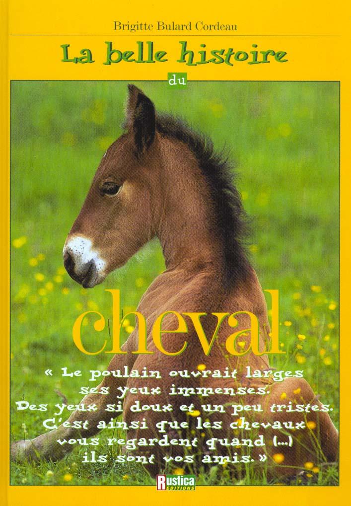 La belle histoire du cheval