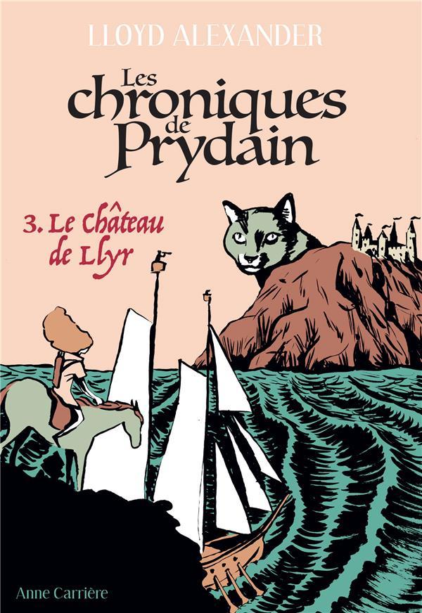 Les chroniques de Prydain T.3 ; le Chateau de Llyr