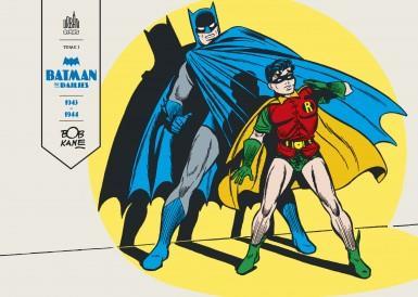 Batman archives ; the dailies t.1 ; 1943-1944