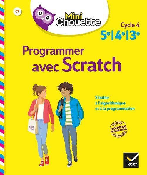 Mini Chouette Programmer avec Scratch 5e/4e/3e