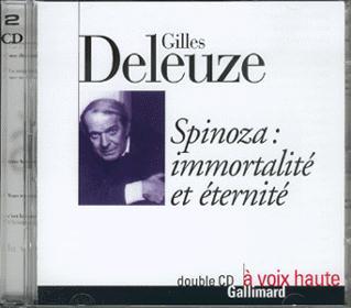 Spinoza : immortalite et eternite