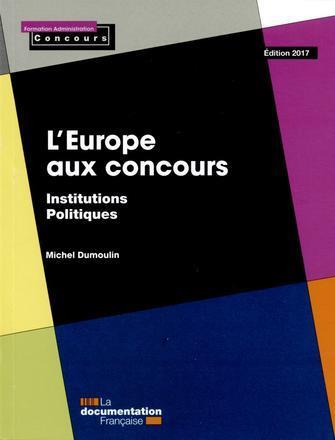 L'Europe aux concours (édition 2017)