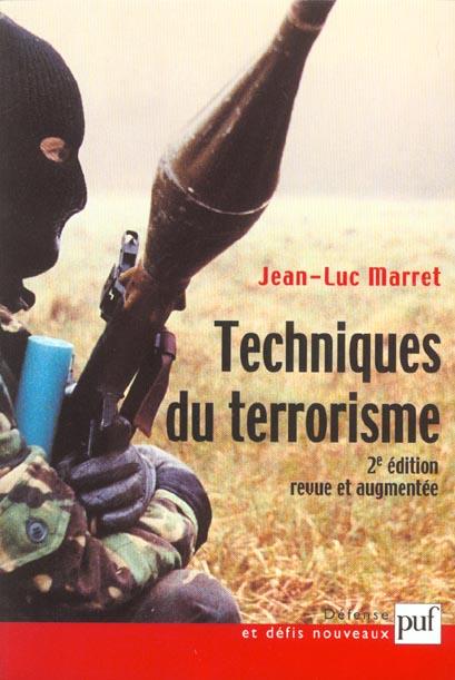 Techniques du terrorisme (2e édition)