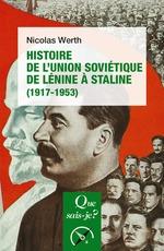 Vente EBooks : Histoire de l'Union soviétique de Lénine à Staline (1917-1953)  - Nicolas WERTH