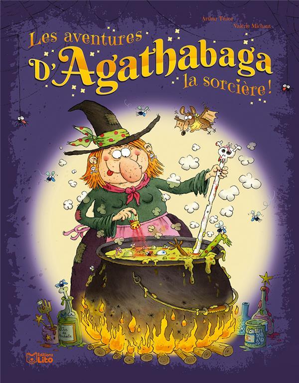 Les aventures d'Agathabaga la sorcière !