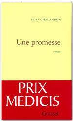 Vente Livre Numérique : Une promesse  - Sorj Chalandon