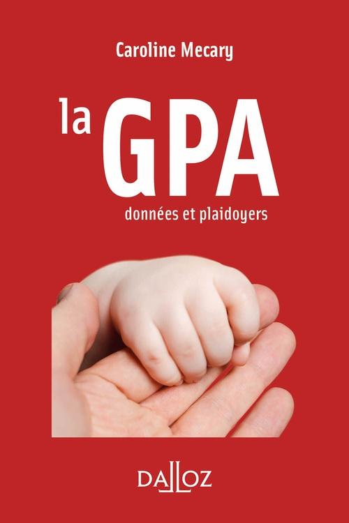 La GPA ; données et plaidoyers