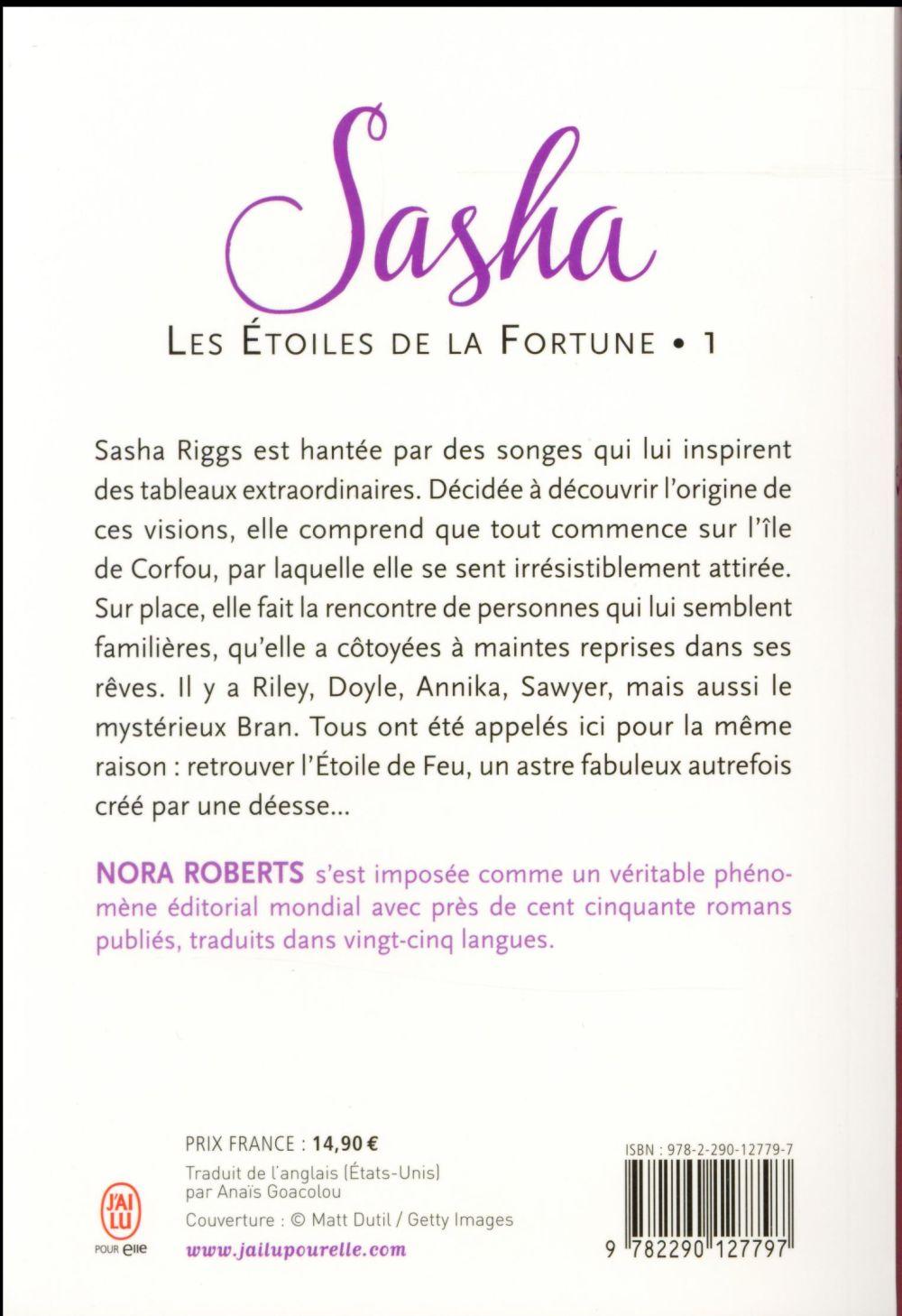 Les étoiles de la fortune t.1 ; Sasha