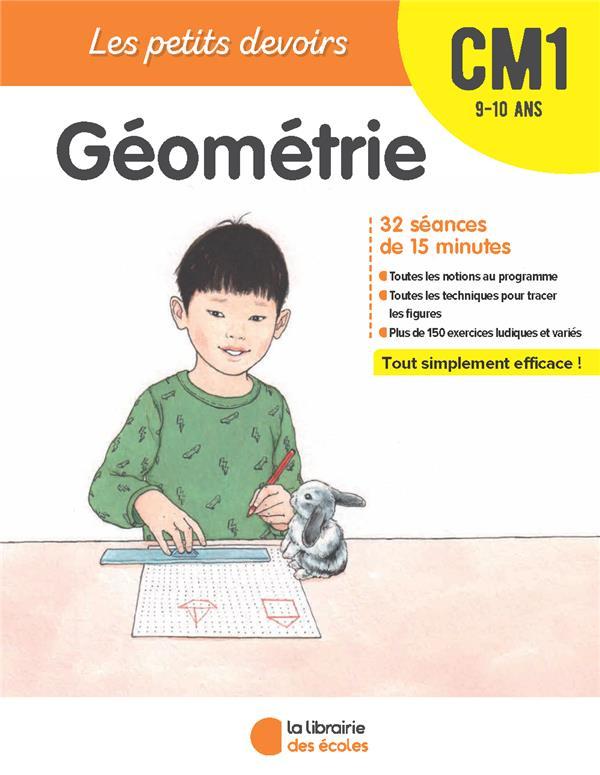 Les petits devoirs ; géométrie ; CM1