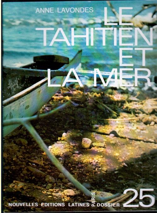 Le tahitien et la mer