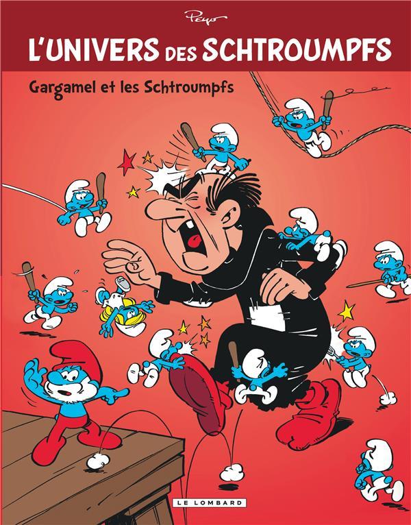 L'Univers Des Schtroumpfs T.1 ; Gargamel Et Les Schtroumpfs