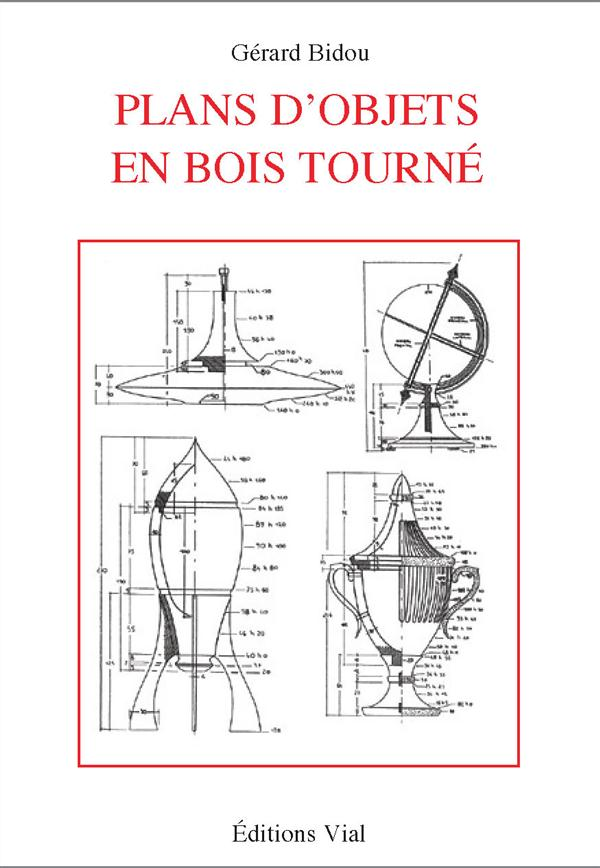 Plan D'Objet En Bois Tourne