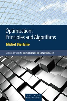 Optimization: principles and algorithms (2e édition)