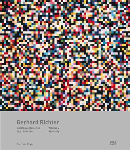 Gerhard richter catalogue raisonne vol. 2 - 1968-1976