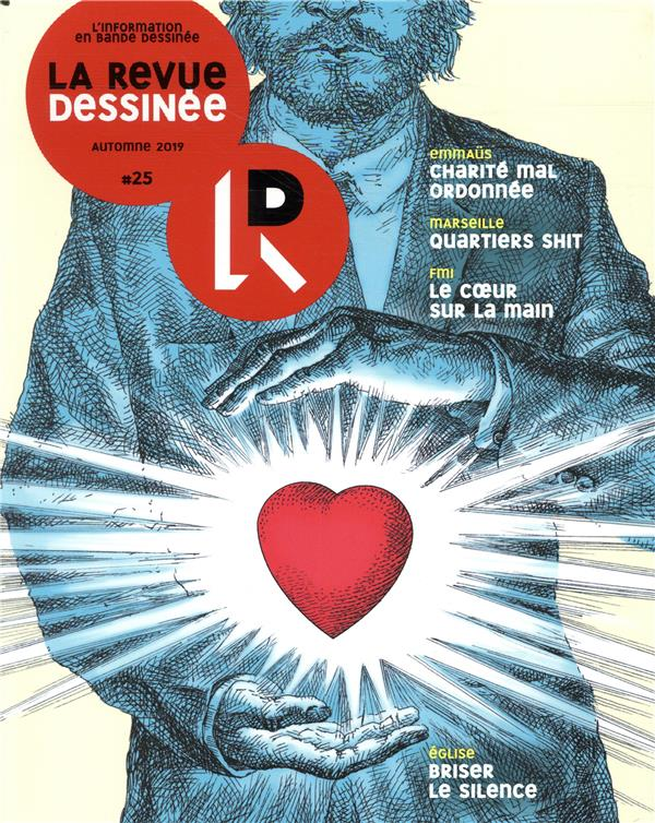 La revue dessinee n.25