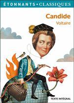 Couverture de Candide