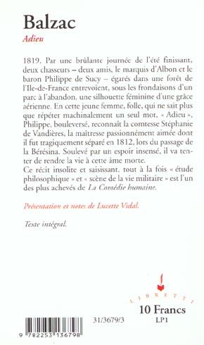Adieu !
