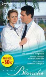 Vente Livre Numérique : Une urgentiste à l'épreuve - Médecin avant tout - Tentation à l'hôpital  - Caroline Anderson  - Maggie Kingsley  - Margaret Barker