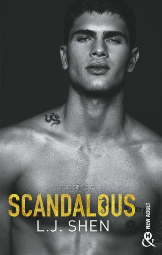 Sinners t.3 ; scandalous