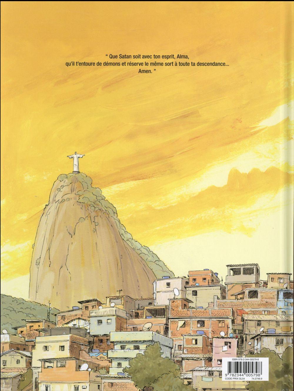 Rio t.1 ; Dieu pour tous