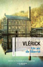 Vente Livre Numérique : Un air de liberté  - Colette Vlerick