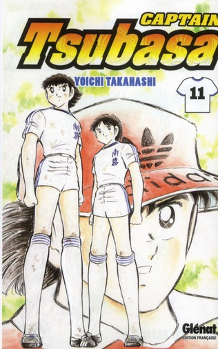 Captain Tsubasa t.11