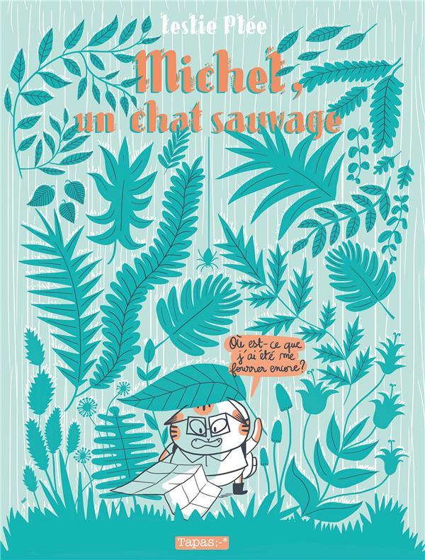 Michel ; un chat sauvage