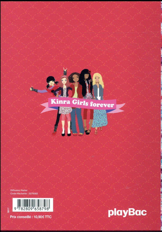 Kinra girls ; agenda (édition 2017/2018)