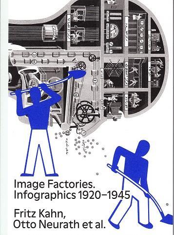 Image factories : infographics 1920-1945 fritz kahn otto neurath et al. /anglais