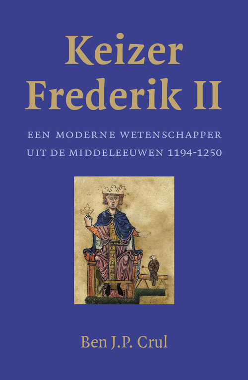 Keizer Frederik II - Ben J.P. Crul - ebook