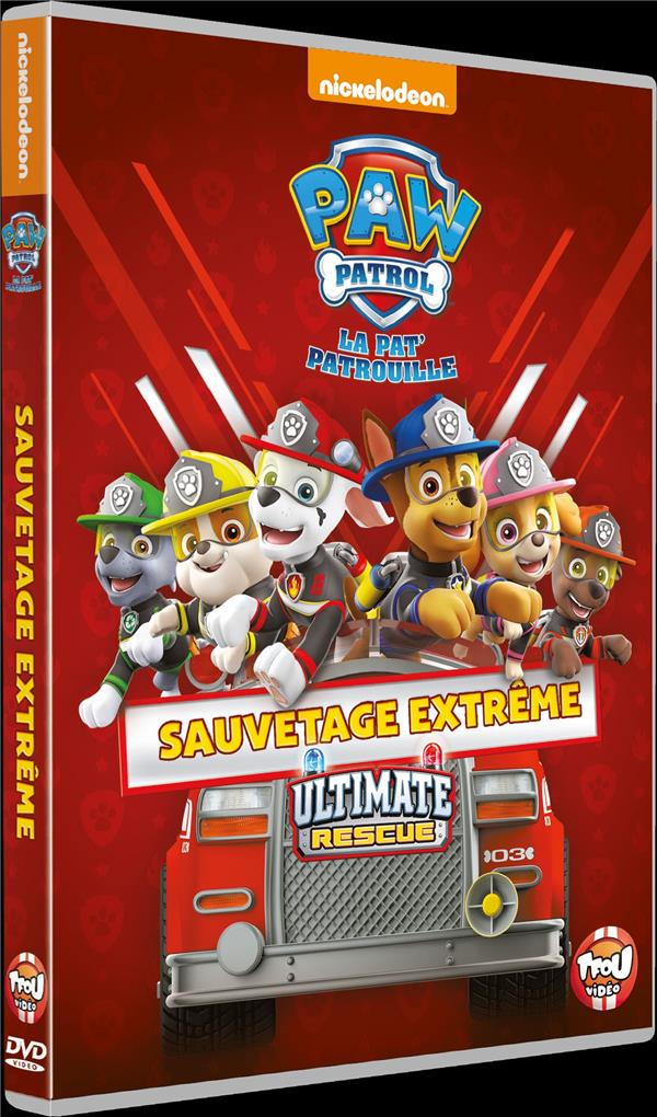 La Pat Patrouille Vol 25 Sauvetage Extrême