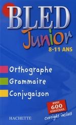 Couverture de Bled junior ; 8/11 ans