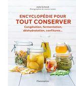 Vente Livre Numérique : Encyclopédie pour tout conserver  - Julie Schwob