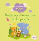Vente EBooks : Histoires d'animaux de la jungle  - Bénédicte Carboneill - Ghislaine Biondi - Delphine Bolin