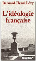Vente Livre Numérique : L'idéologie française  - Bernard-Henri Lévy