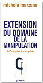 Extension du domaine de la manipulation