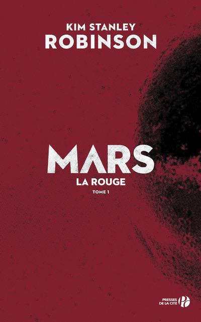 Mars T.1 ; Mars la rouge (édition 2018)