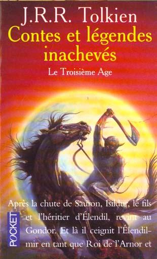 Les contes et legendes inachevees t.3