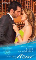 Vente EBooks : Le défi d'une héritière  - Jennifer Hayward
