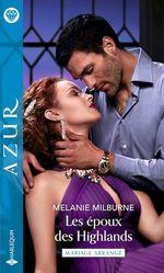 Vente EBooks : Les époux des Highlands  - Melanie Milburne
