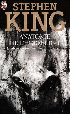 Anatomie De L'Horreur T.1