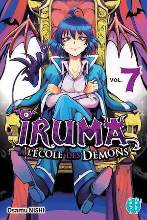 Iruma à l'école des démons T.7