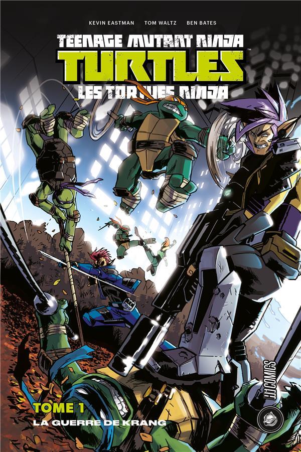 Les Tortues Ninja - TMNT T.1 ; la guerre de Krang