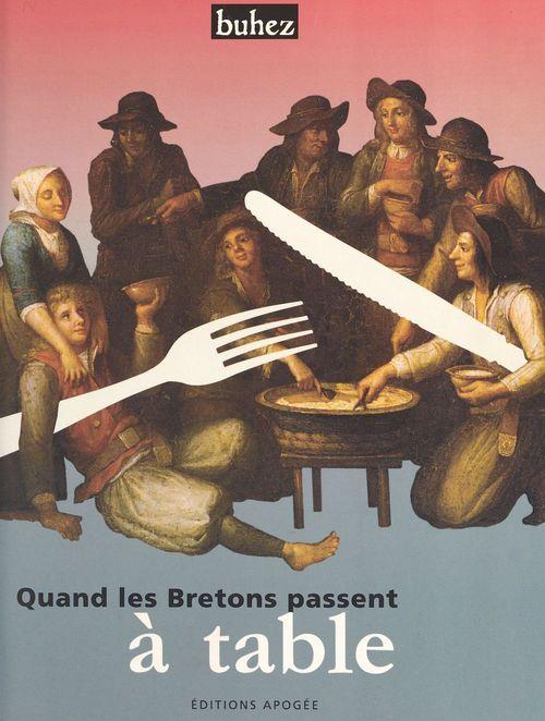 Quand les bretons passent a table